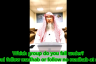 Blind follow a madhab or not follow any madhab?