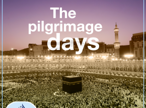 The pilgrimage days