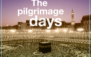 The pilgrimage days