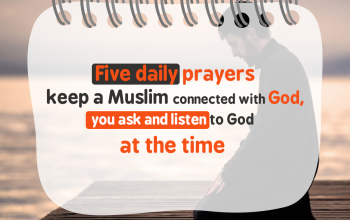 The Five daily prayers