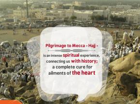 Pilgrimage to Mecca - Hajj