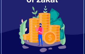 The beneficiaries of zakat