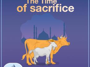 The Time of sacrifice