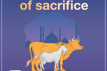 The Time of sacrifice