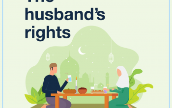 The husband's rights