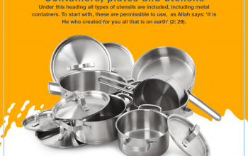 Containers, plates and utensils