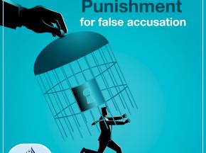 Punishment for false accusation