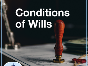 Conditions of Wills