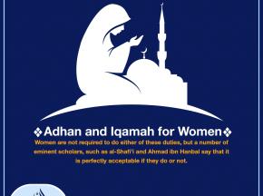 Adhan and Iqamah for Women