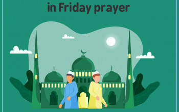 What is Recommended in Friday prayer