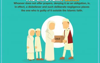 The third rukn: zakat