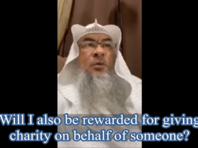 Will I also be rewarded for giving charity, making hajj, umrah on behalf of others