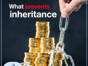 What prevents inheritance
