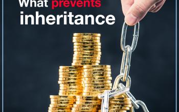 What prevents inheritance