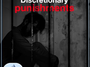 Discretionary punishments