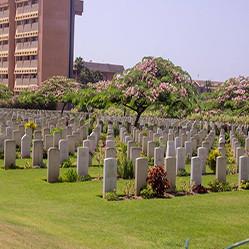 Burial of Muslims in Non-Muslim Graveyards