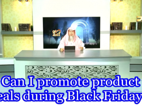 Can I promote product deals or sell during Black Friday?