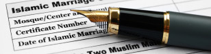 Documenting a Civil Marriage in Non-Islamic Courts