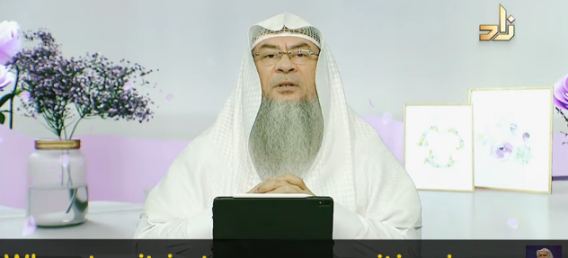 When to sit in tawarruk position in prayer?