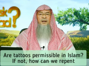 Are Tattoos permissible in Islam? What to do if we already have Tattoos?