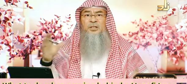 What to do when praying behind a hanafi imam?