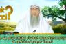 Praying Salatul Tawbah