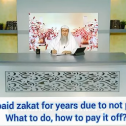 Have not paid zakat for years due to not practicing. What to do, how to pay now?