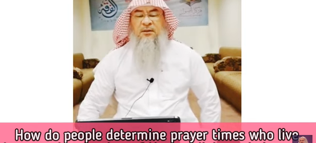 How to determine Prayer Times in countries with 24 hours Sunlight or Darkness?