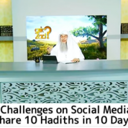 Are religious challenges on Social Media permissible?