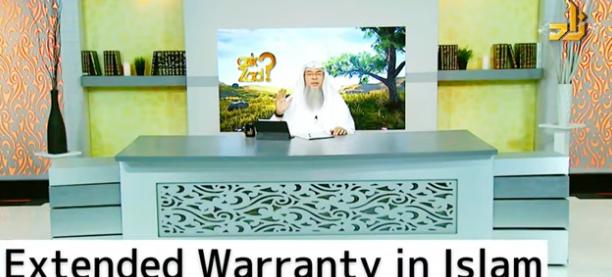 Extended Warranty in Islam