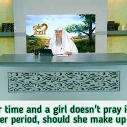 If I delayed praying salah & then got my period, must I pray it after getting pure?