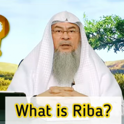 What is Riba, is it same as Interest Money?