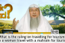 Ruling on traveling to a non muslim country for Tourism