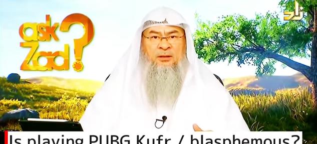 Is playing PUBG kufr / blasphemous?