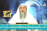 ​Who can give away a chaste Christian lady to Muslim Man in marriage if she has no family?