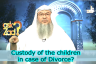 Custody of the children in case of divorce?