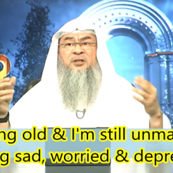 Getting old & still unmarried, I'm feeling Sad and Depressed, What to do?