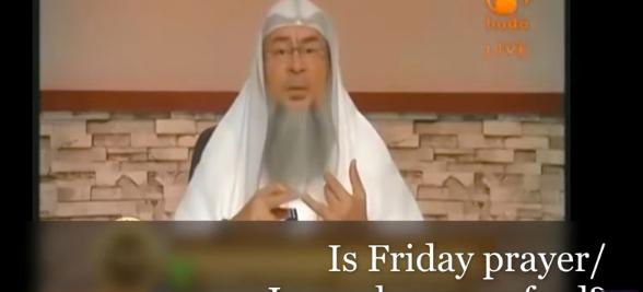 Is Friday Prayer obligatory?