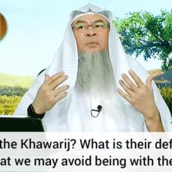 Who are the Khawarij?