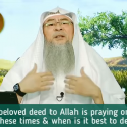 """""""Most beloved deed to Allah is praying on time"""" what r these times, when is it best to delay prayer?"""