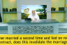 Married a second time but lied on nikah contract, does it invalidate the marriage? Assim al hakeem