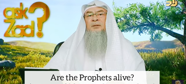 Are the Prophets alive? How did our Prophet meet the Prophets in Miraj( Night Journey)