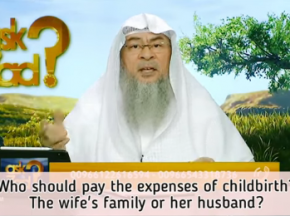 Who should pay expenses of delivery, medical bills, husband or wife's family? Man taking dowry Assim