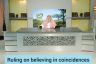 Ruling on believing in coincidence