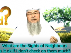What are the rights of Neighbors?