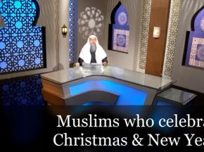 Muslims who celebrate Christmas