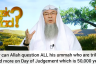 How can Allah question all the people who are trillions & more on day of judgement?