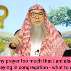 I prolong reciting Surahs in prayer and take too much time to pray
