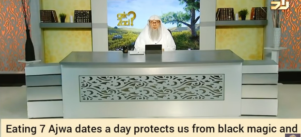 7 Ajwa dates a day protects us from black magic & poison Authentic? Madina Ajwa dates?