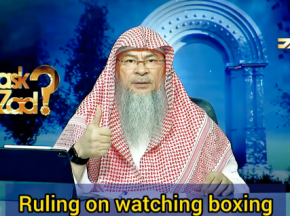 Ruling on Playing / Watching Boxing